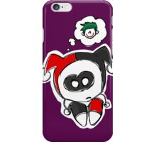 Sono Harley thoughts iPhone Case/Skin