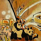 Panda Love Pop Series #6 by ISNINJASTATUS