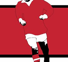 George Best by sdbros