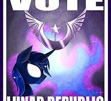 Vote Lunar Republic by Inky-Pinkie