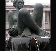 """Bathing Belle"" by Merice  Ewart-Marshall - LFA"