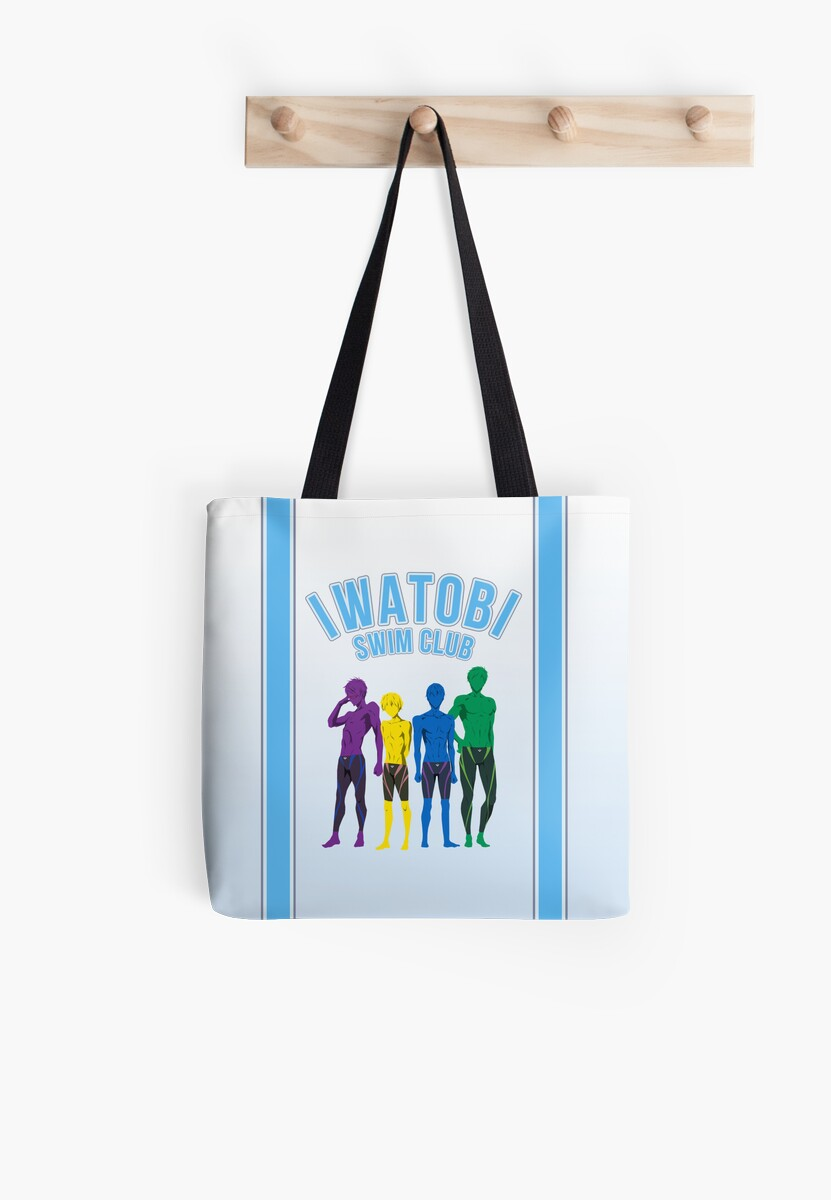 Iwatobi Swim Club - Characters ver 1 by a745