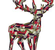Deer by Lee  Thomas