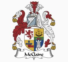 McClaine Coat of Arms / McClaine Family Crest by ScotlandForever
