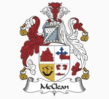 McClean Coat of Arms / McClean Family Crest by ScotlandForever
