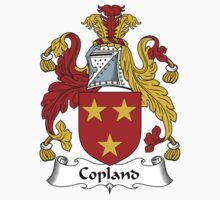 Copland Coat of Arms / Copland Family Crest by ScotlandForever