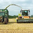 Farm Machinery, Forage Harvesting by mhfore