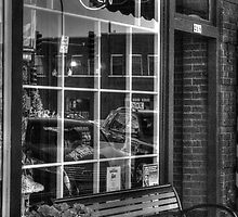 Barber Shop St. Charles, IL by Roger Passman