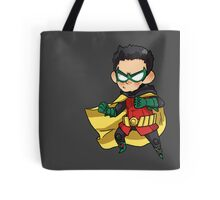 Batman & Robin || Damian Wayne Tote Bag