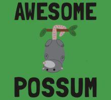 Awesome Possum Kids Clothes