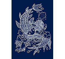 The Koi Fishes Photographic Print