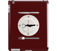 Hannibal - Eat the Rude iPad Case/Skin