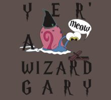 Yer' A Wizard Gary by thDoctor10