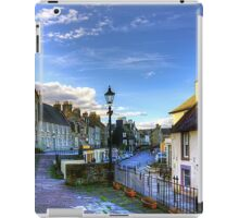 The High Street from East Terrace iPad Case/Skin