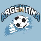 Argentina world cup by 1453k