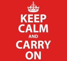 keep calm and carry on by 1453k