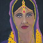 Naveena Indian Bride  by kreativekate