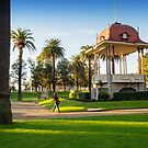 Johnson Park Geelong Victoria by bekyimage