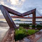 Geelong Foreshore - Victoria by bekyimage