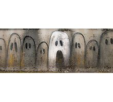 Ghostface Photographic Print