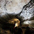 Underground Corridor by Ty Helton
