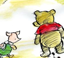 Where Do Bears Really Go?  Sticker