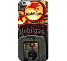 Antique Gas Pumps iPhone Case/Skin