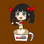Dynasty Warriors - Da Qiao x Caffe Molinari by gaming123456
