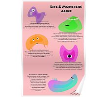 Monsters of Life Poster