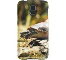 Cute Big Turtle Samsung Galaxy Case/Skin