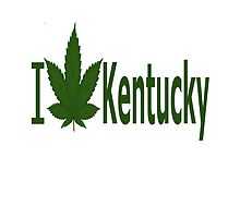 I Love Kentucky by Ganjastan
