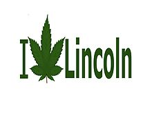 I Love Lincoln  by Ganjastan