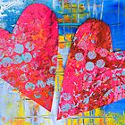 Colorful Heart by artsandsoul