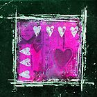 Wild at heart pinkish by artsandsoul