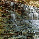 Albion Falls - Light Greens And Blues © by © Hany G. Jadaa © Prince John Photography