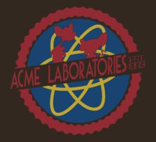 ACME Laboratories by Captainquarters