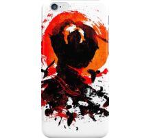 Samurai Clash iPhone Case/Skin