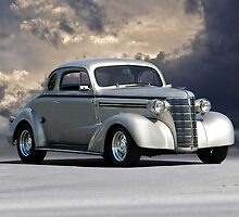 1937 Chevy Coupe 'Stormy Day' by DaveKoontz