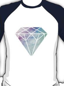 Rainbow Galaxy Diamond T-Shirt