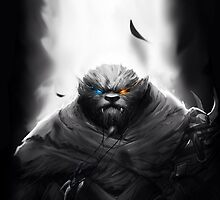 Rengar - League of Legends - LoL by sakha