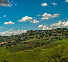 Tuscany by vinciber