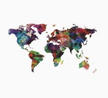 World by Lauren Baxter