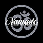 Namaste, MF Totebag by psychonaut13