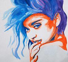 Madonna by Michael John