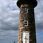 Whitby Lighthouse   by Oldetimemercan