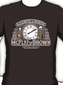 McFly & Brown Blacksmiths T-Shirt