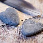Stone heart II by artsandsoul