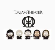 Dream Theater by meltrindade