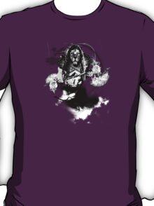 Ajani Goldmane in Black T-Shirt