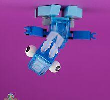 Lego mixels - Lunk by Peter Kappel